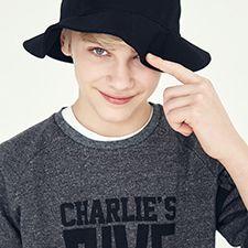 CAMPAIGN | CHARLIE'S 5 WONDER #boys #fashion #15ss #charlies5wonder