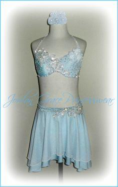 Jordan Grace Princesswear Custom Unique Dance Costumes design consultation choreography dance style Page 2