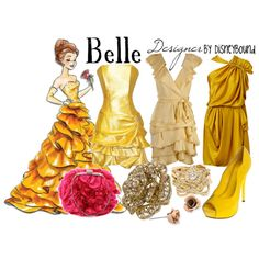 favorite disney character. love these dresses!!