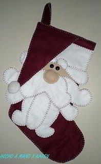 christmas chimney boot