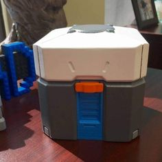 Download Overwatch Loot Box by Crain Makes