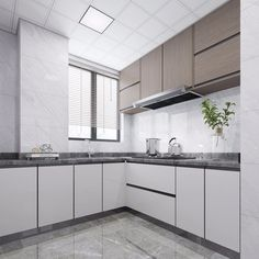 Contemporary Kitchen 21568 Model available on CGmodelX, High quality Produced by Design Connected. Hotel Interiors, Office Interiors, Living Room 3ds Max, Kitchen 3d Model, 3d Max Vray, Table Shelves, Space Architecture, Modern Industrial, Model Homes