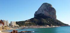 Visita el Parque Natural del Peñon de Ifach de Alicante