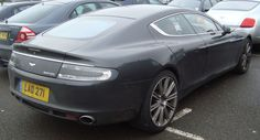 2010 Aston Martin Rapide V12 Touchtronic Auto (15711138158) - Aston Martin Rapide - Wikipedia