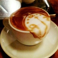 15 Examples Of Incredible Barista Art - BuzzFeed Mobile