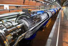 Lapislazzuli Blu: L'#acceleratore #Lhc #pronto a #ripartire entro 2 ...