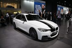 Paris Motor Show: BMW 335i Sedan with M Performance Accessories