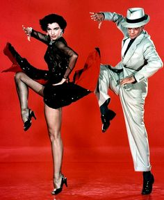 Isn't that Cyd Charisse dancing with Fred Astaire?