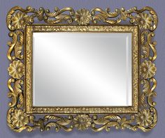 Antique Frame Picture Vintage Floral | ... Mirror with Antique Bronze and Gold Finish Frame | Buy Mirror Online Antique Frames, Antique Gold, Traditional Wall Mirrors, Old Picture Frames, Mirrors Online, Frame Clipart, Floral Motif, Vintage Floral