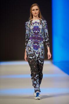 Claudia Danna Aleja Projektantów 11. edycji FWP - Fashionweare.com