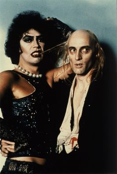 The Rocky Horror Picture Show; Valley Art Theatre midnight showings...