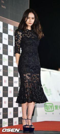 [2015.05.26] Krystal of f(x) at the 2015 51st Paeksang Arts Awards
