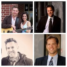 The rather uncanny resemblance between Rick Peters (Bobby Manning on STFBEye) and Ryan Ahlwardt (former member of the fantastic a cappella group Straight No Chaser)