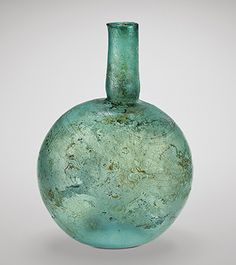 Bottle, probably 8th–10th century  Egypt or western Asia