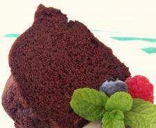 """Ciasto czekoladowe """"Magiczna fasola""""(""""Magic Bean""""chocolate cake) by Agn. on www.przepisownia.pl"""