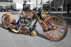 Rat Rod Motorcycles | Recent Photos The Commons Getty Collection Galleries World Map App ...