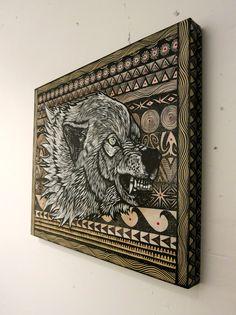 Artist: Dennis McNett Starting Bid: $450
