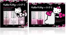 Hello Kitty by OPI Collection 2016