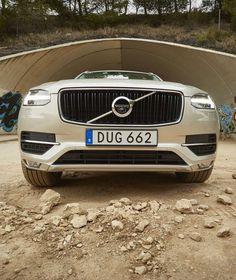 XC90 IM TEST SO erfindet Volvo den SUV neu