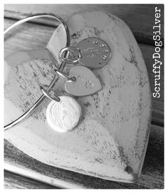 Handcrafted sterling silver charm bangle... we worked up a design together... a beautiful personal, unique keepsake that will last forever ⭐️ #beardedcollie #beardie #keepsake #handmade #silverjewellery #scruffydogsilver #sterlingsilver #charmbangle #armcandy #britishcrafter #madeinengland #bespokejewellery #commission