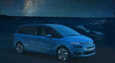 Citroen Grand C4 Picasso - Under the stars