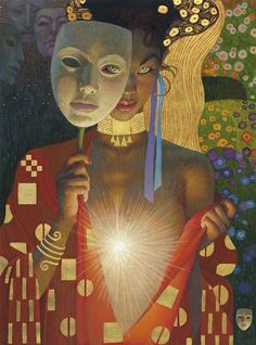 Intimacy Beautiful, limited edition lithograph print. Hand signed and numbered by Thomas Blackshear. $475