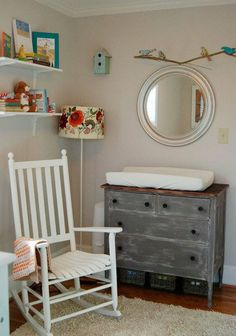Alternatives to Traditional Changing Tables