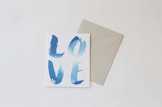 Valentine's Day card by Sycamore Street Press