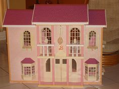 Barbie Magical Mansion by Doll_Collector, via Flickr