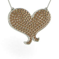 Olivia Jewelry Necklaces. Very cool looking and different. #Diamondere #Olivia