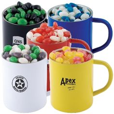 Corporate Colour Mini Jelly Beans in (LL8635_LL)
