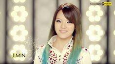 Ji Min  Position: Leader, Guitarist, Rapper, Dancer