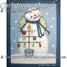 Christmas Angel ePacket - Susan Kelley - PDF DOWNLOAD