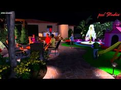Daneilla's Wish Outdoor Living Design Project Miami Springs, Yard Crashers, Diy Network, Design Projects, Landscape Design, Outdoor Living, Landscaping, Campaign, Florida