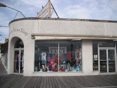 South Seas Shop On The Ocean City Boarwalk Bathing Suits