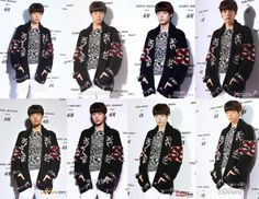 Korea Model모델 /Idol아이돌: Isabel Marant pour H&M上市派對