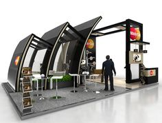 MasterCard Exhibit Design on Behance