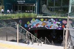 철기둥  서울시청 Seoul City Hall    This is  new Seoul City Hall!!!  새로  지은 서울시청의 새로운 모습입니다.   현대적 멋과 미, 실용성이 돋보이는군요..    홈피 http://english.seoul.go.kr/?SSid=101_01  소개 http://en.wikipedia.org/wiki/Seoul_Metropolitan_Government     우리들한의원 무료앱free app. sasang diagnosis program.  http://www.iwooridul.com/app-update