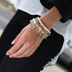 #mokobelledaybyday #mokobelle #mokobellejewellery #bracelet #jewellery #jewelry #bransoletka #lifestyle #pink #bijou #bijoux