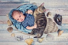"""We love the nautical accents to this fun """"sibling"""" portrait by Phillip Van Zandt Photography! Background is our popular Bleached Planks Floordrop. Van Zandt, Unique Flooring, Drops Design, Planks, Sibling, Creative Studio, Bleach, Backdrops, Nautical"""