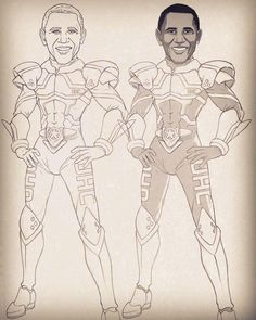 #President #BarackObama #Artwork created for Save the Children's #G7Summit health campaign of the 7 #worldleaders as #manga #superheroes Tagged: #usa #america #anime #comic #illustration #art #caricature #animation #cartoon #dc #marvel #comicbook #drawing #commission #politics #political #Obama #characterdesign #costume #sketch #workinprogress #wip #superman