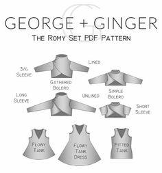 bd60c7d08d3f0 The Romy Set (Women s Sizes) PDF Sewing Pattern
