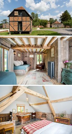 Wasing Park unveils new accommodation for wedding guests - The Granary | CHWV