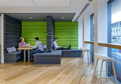 Zendesk's New Super Cool London Office, UK