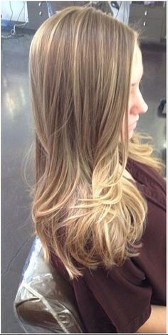 blonde highlights for brown hair 2015 - Google Search