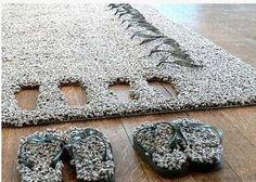 hahaha carpet slippers