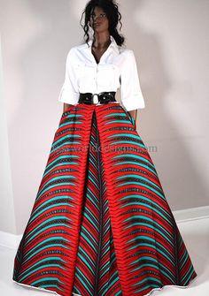 Ce matériau est 100 % coton doux imprimés Wax.  Idéal pour la fabrication de tenues africaines, African quilts, vêtements et pour la finition de vos projets, décor à la maison, piquage et beaucoup plus.  Largeur: 46 ins  Couleurs principales: rouge et vert.  Meilleur nettoyage à