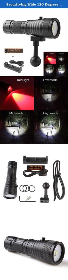 Awesome Home Security 2017: SecurityIng Wide 120 Degrees Beam Angle Scuba Diving Photography Video Flashligh... Handheld Flashlights, Flashlights, Hand Tools, Power & Hand Tools, Tools & Home Improvement Check more at http://homesecuritymonitoring.top/blog/review/home-security-2017-securitying-wide-120-degrees-beam-angle-scuba-diving-photography-video-flashligh-handheld-flashlights-flashlights-hand-tools-power-hand-tools-tools-home-improvement/