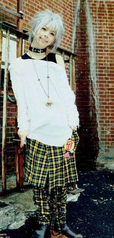 Takeru. SuG., those... pants (?) things are awesome