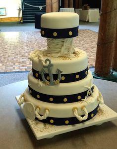 Beach Dreams Wedding Cake The Cake Cottage | Wedding Iu0027ll Never Have |  Pinterest | Wedding Cake, Seashell Wedding And Beach